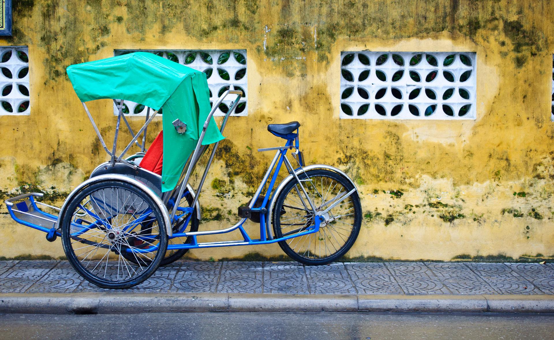Hue, ciudad de Vietnam