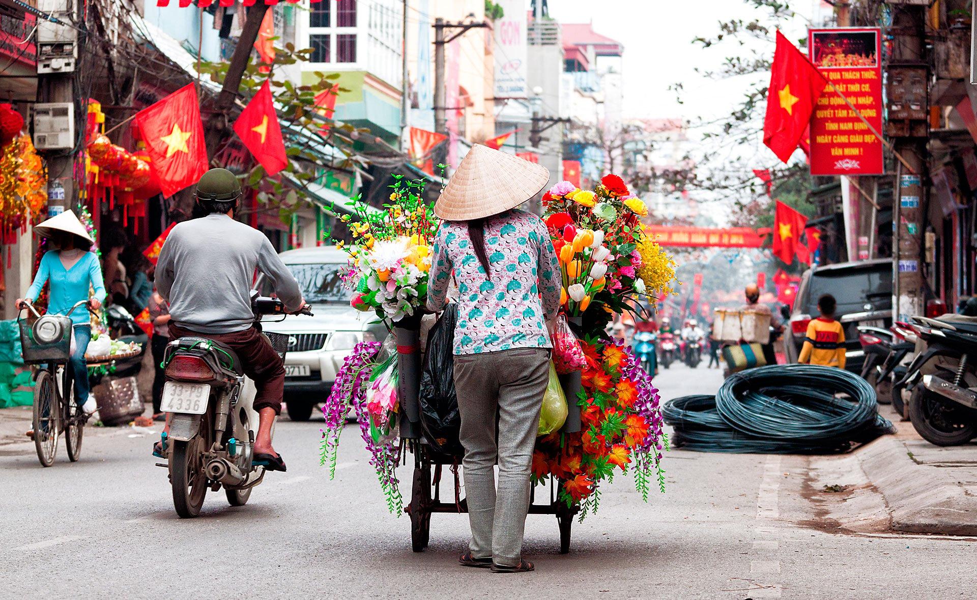 Hanoi - NORTE DE VIETNAM