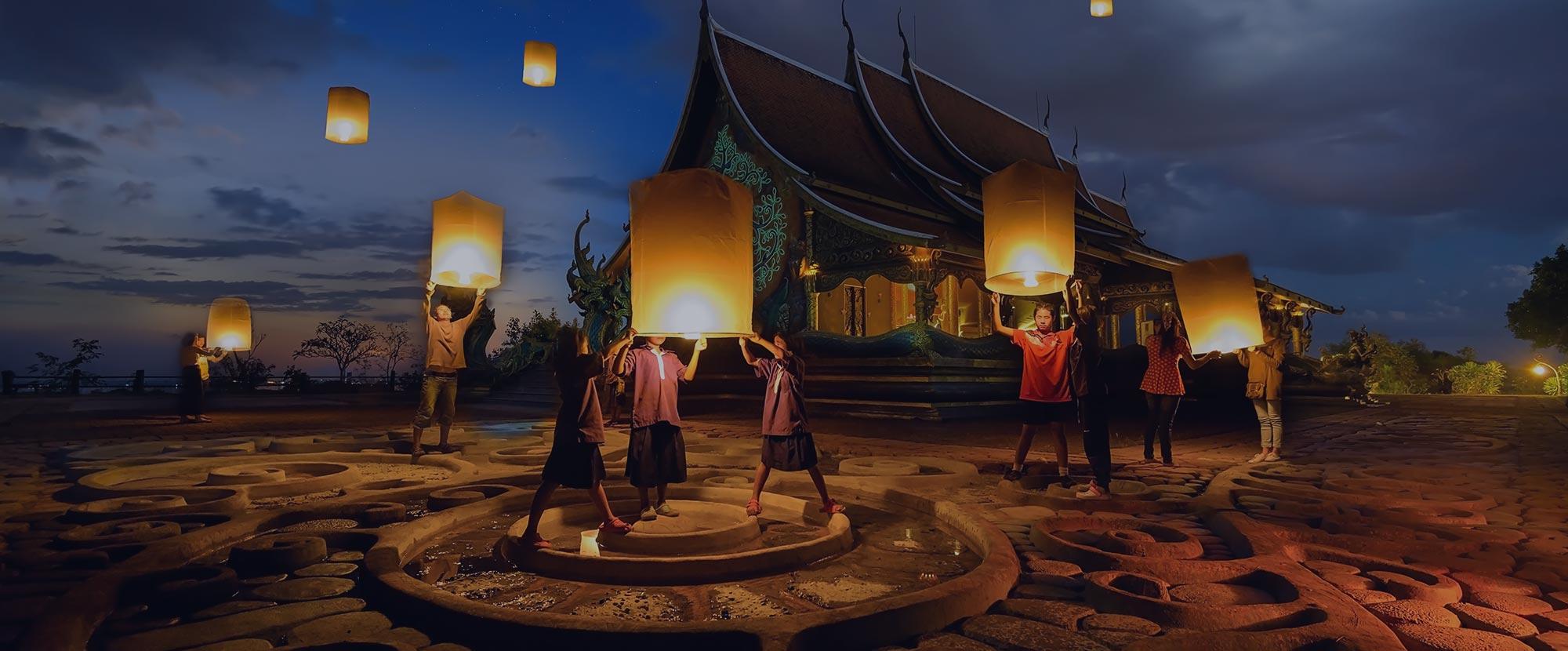 Viajes a Myanmar, Camboya y Laos