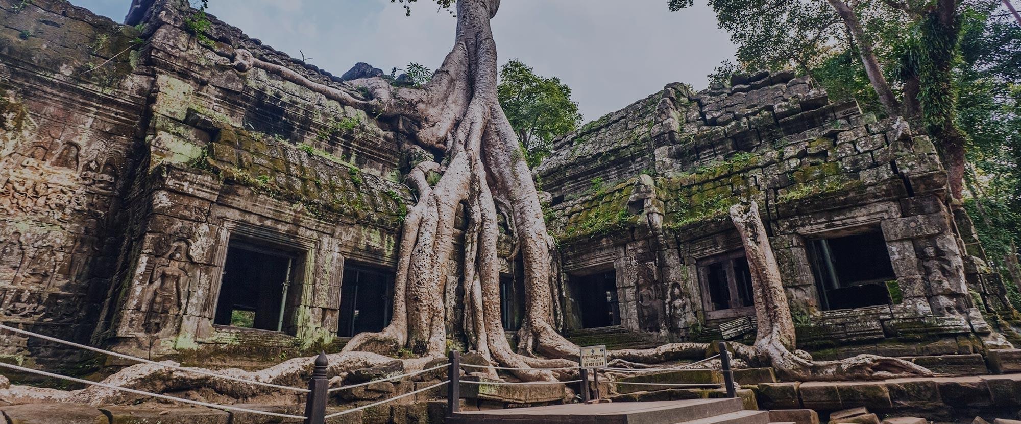 Viajes a Tailandia y Camboya