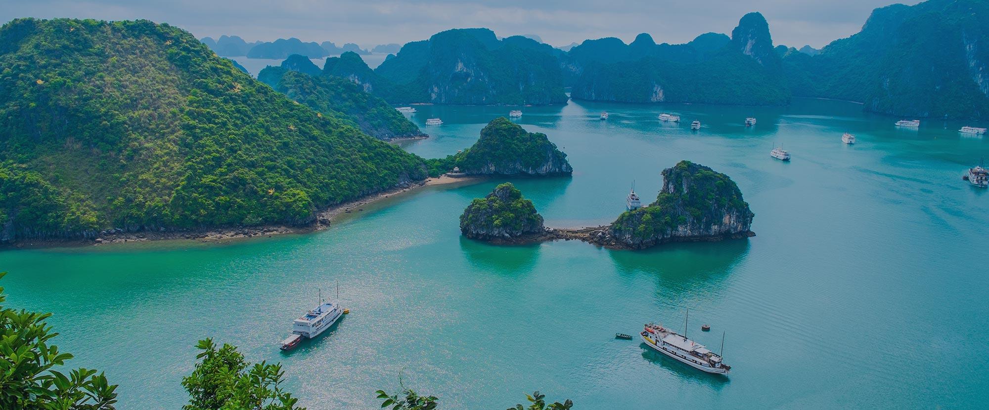 Viajes a Tailandia, Vietnam y Camboya