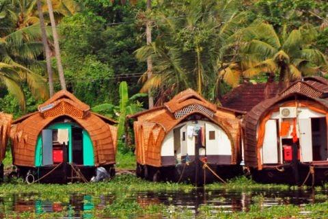 Kerala y maravillas de Sri Lanka en invierno