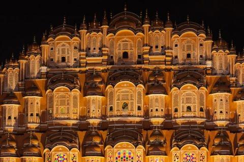 Exótica India y el Shekavati en privado