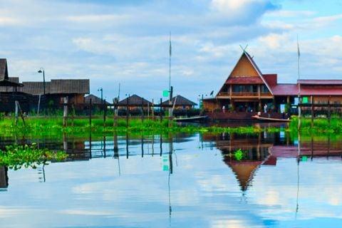 Exótica Myanmar, Camboya y Laos