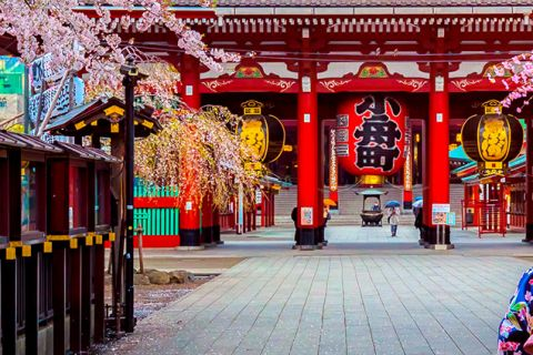 Gran Tour Japón
