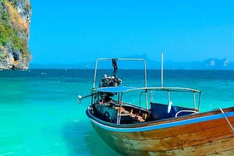 Imprescindibles de Myanmar y Phuket