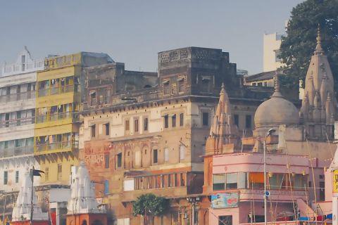 Joyas de la India y Benarés en grupo