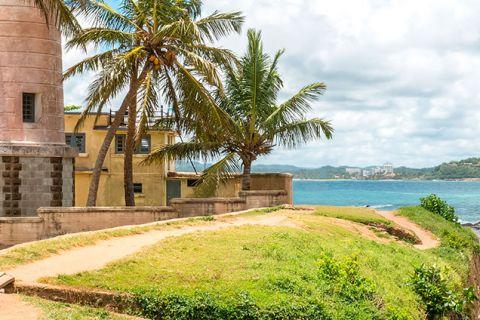 Maravillas de Sri Lanka y Koggala o Galle