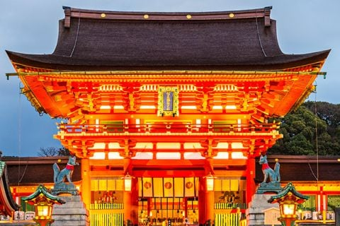 Osaka, Nara, Kioto, Hakone y Tokio