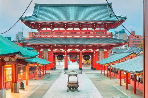 Tokio y Kioto a tu aire