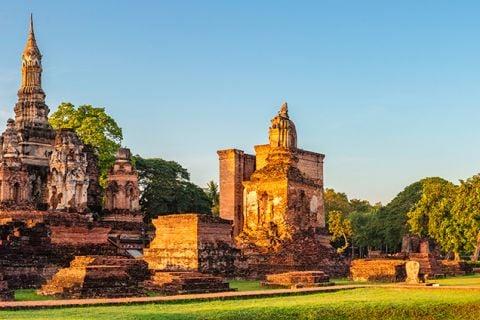 El Reino de Siam por carretera_Promo
